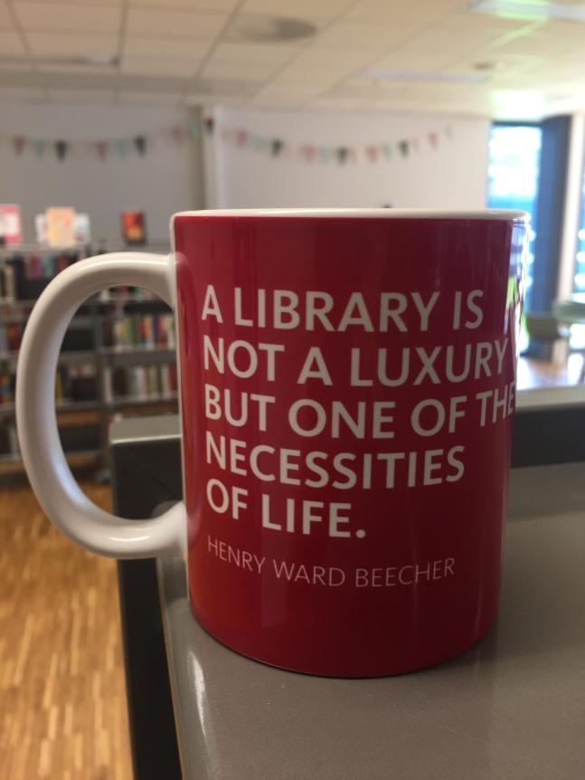 Bibliotekkopp