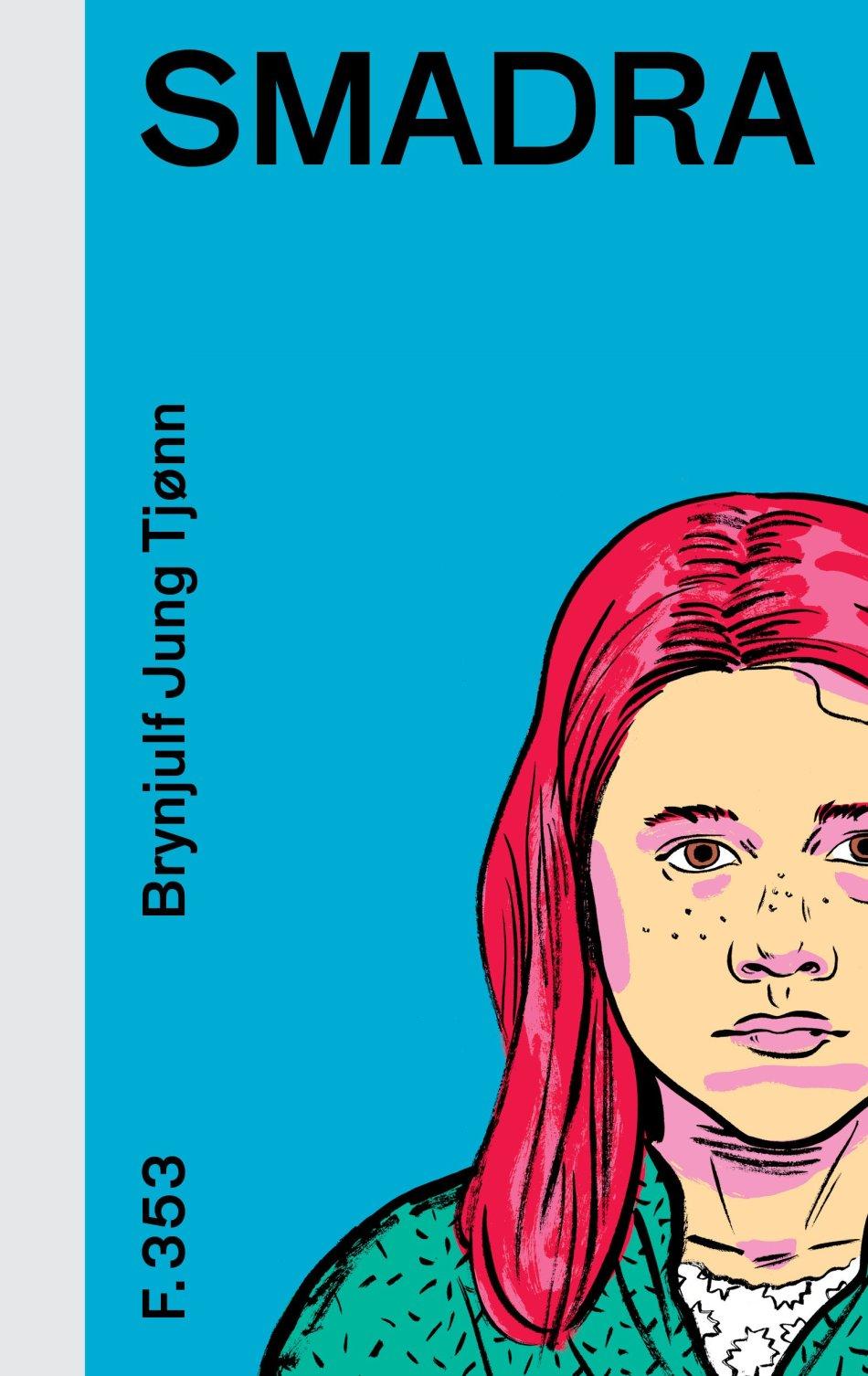 Kristian Hammerstad har illustrert omslaget på Brynjulf Jung Tjønns siste roman